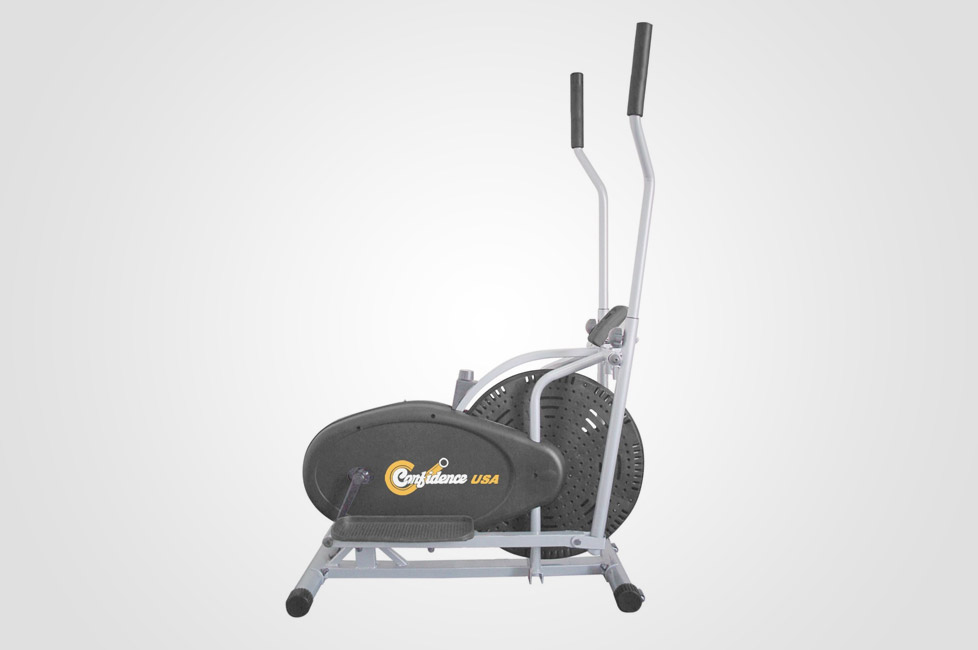 Confidence Fitness Elliptical Cross Trainer Pros and Cons