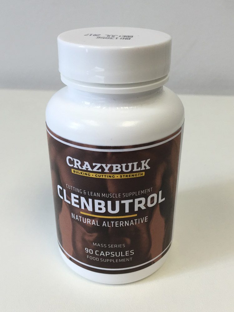 Crazy Bulk Clenbutrol, Best Bodybuilding's Fat Burner