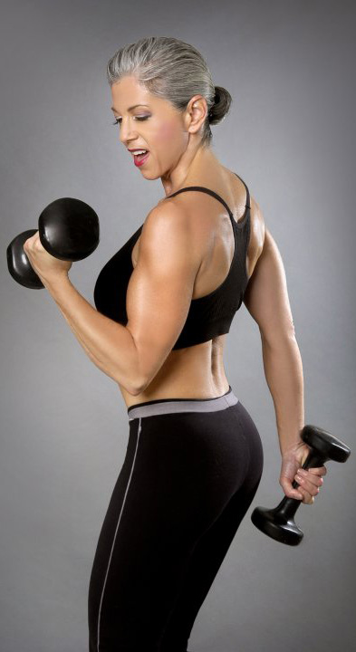 When an anaerobic workout is intense enough, HGH will be released into the body