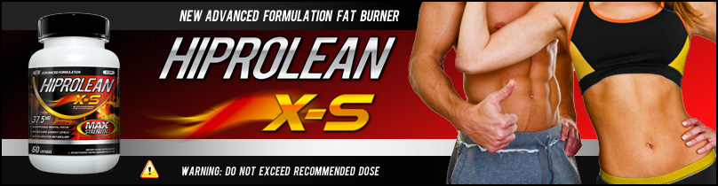 Buy Hiprolean X-S fat burner