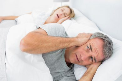 Anti-Snoring Mouthpiece, a Solution for the Older and Tired