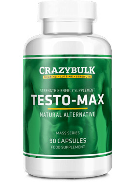 Testo Max - Effective Testosterone Booster
