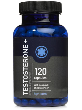 Testosterone Plus - Effective Testosterone Booster